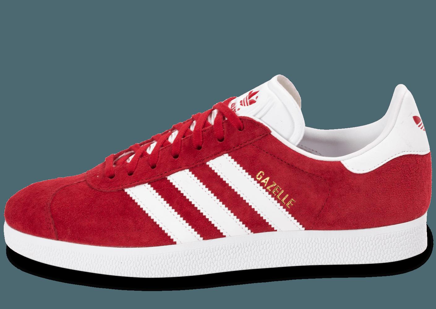 adidas gazelle rouge taille 38